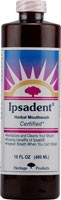 Heritage Products Ipsadent Herbal Mouthwash, 16 OZ, From HERITAGE PRODUCTS at Sears.com