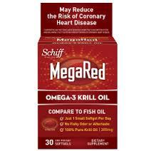 Schiff/Bio Foods Mega Red 300 mg 60 Softgels at Sears.com
