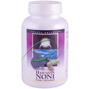 Source Naturals Hawaiian Noni, 375 mg, 120 Capsules, From Source Naturals at Sears.com